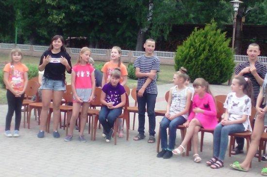 Детский оздоровительный лагерь «Пущанский»