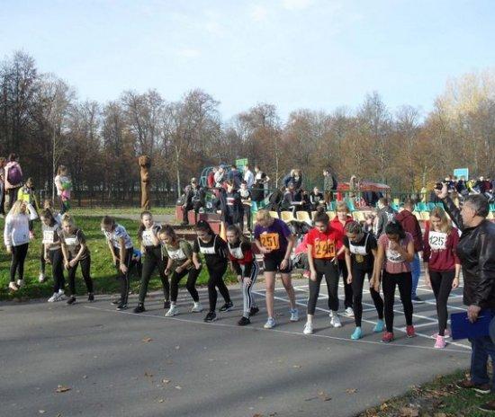 Районные соревнования среди детей и подростков по легкой атлетике