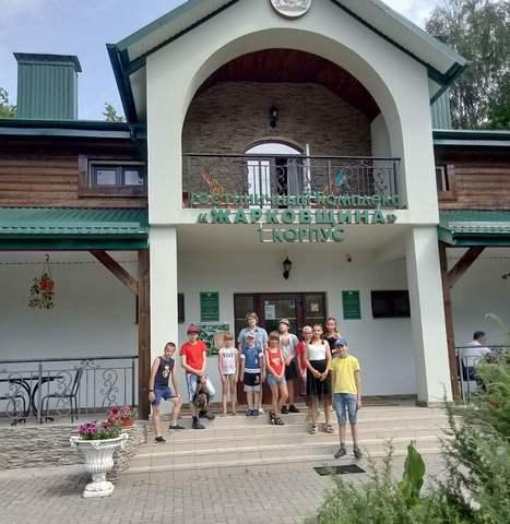 "Экскурсия по маршруту ""Пацуи -Жарковщина- Доброволя-Пацуи"""